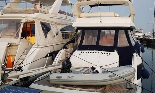 Image of Sunseeker Manhattan 66 for sale in France for €575,000 (£496,623) Antibes, 06, France