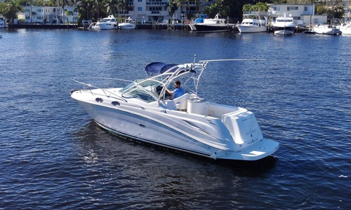 Image of Sea Ray 270 Amberjack for sale in United States of America for $39,500 (£27,810) Fort Lauderdale, Florida, United States of America