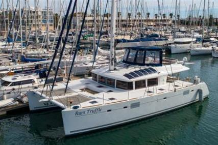 Lagoon 560 for sale in Portugal for €850,000 (£751,063)