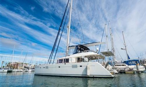 Image of Lagoon 560 for sale in Portugal for €850,000 (£732,885) Portugal