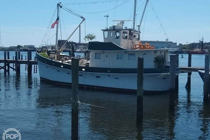 NORTH SEA 63' Trawler for sale in United States of America for $124,900 (£89,672)