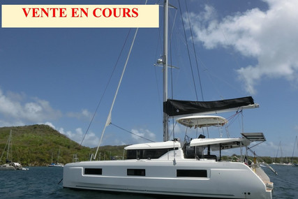Lagoon 46 for sale in Martinique for €590,000 (£511,491)