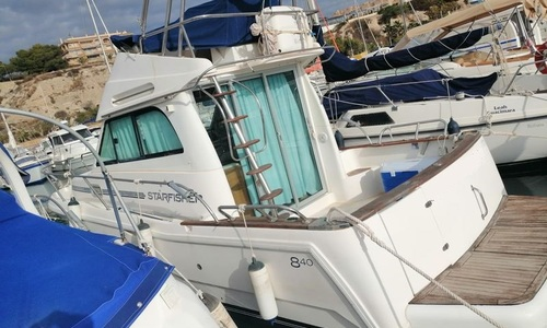 Image of Starfisher 840 Fly for sale in Spain for €48,000 (£41,575) Torrevieja, Spain