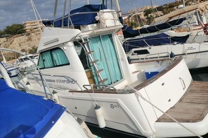Starfisher 840 Fly for sale in Spain for €48,000 (£41,639)