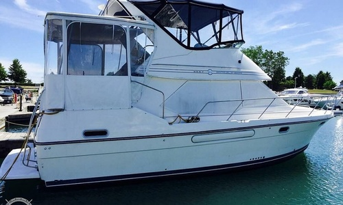 Image of Bayliner 3587 Aft Cabin for sale in United States of America for $49,000 (£35,446) Milwaukee, Wisconsin, United States of America