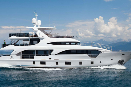 Benetti 108 Tradition Supreme for sale in Italy for €7,800,000 (£6,745,538)
