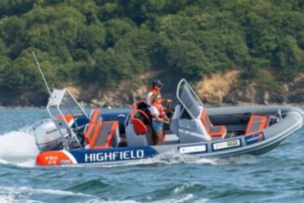 Highfield 760 PATROL for sale in France for €64,990 (£57,866)