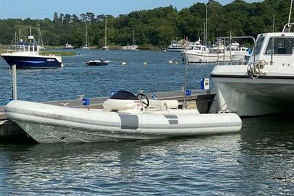 Pascoe Shuttle rib 5.9m for sale in United Kingdom for £22,500