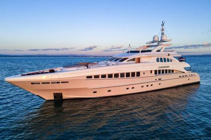 Heesen 44m for sale in Spain for €14,350,000 (£12,345,573)