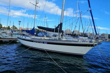 Nautor's Swan 43 for sale in Spain for €89,000 (£76,773)