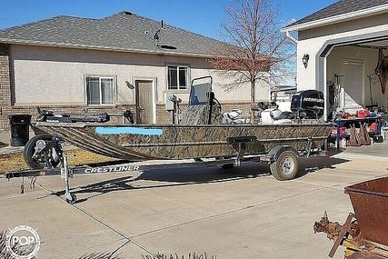 Crestliner 1860 Retriever CC for sale in United States of America for $21,750 (£16,070)