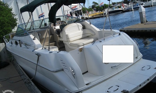 Image of Sea Ray 270 Sundancer for sale in United States of America for $29,500 (£21,334) Dania Beach, Florida, United States of America