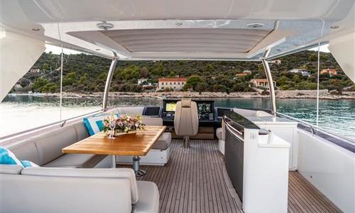 Image of Princess 82 for sale in Croatia for £2,299,999 Trogir, , Croatia