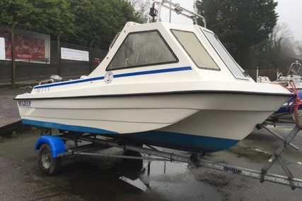 Seahog Sea Jeep 15 fisher cuddy ( not shetland orkney sea swift ) for sale in United Kingdom for £5,950