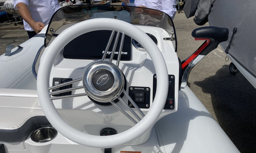 Image of Walker Bay Generation 11 LTE with 4 Seat Console for sale in United Kingdom for £23,453 Falmouth, United Kingdom