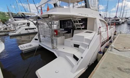 Image of Leopard 43 Powercat for sale in British Virgin Islands for $440,000 (£318,027) Road Town, British Virgin Islands