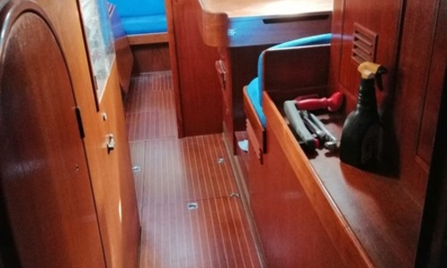 Image of Nautor's Swan 43 for sale in Spain for €89,000 (£76,741) Spain