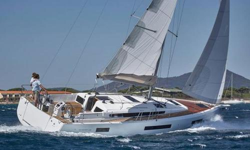 Image of Jeanneau Sun Odyssey 440 for sale in United Kingdom for £299,292 Southampton, United Kingdom