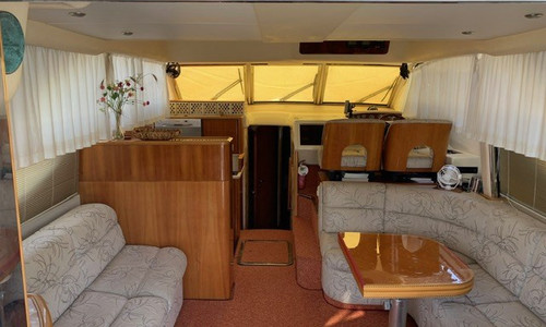 Image of Princess 460 for sale in Italy for €149,000 (£129,461) Liguria, Liguria, , Italy