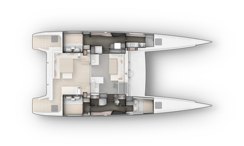 Image of Outremer Yachting OUTREMER 5X for sale in France for €1,319,000 (£1,145,572) South, France