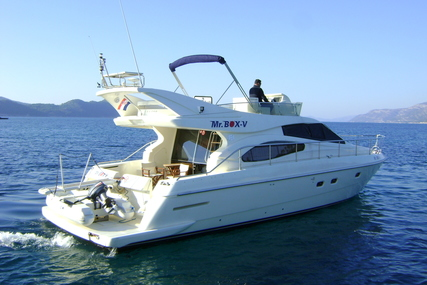 Ferretti 480 for sale in Croatia for €249,000 (£214,367)