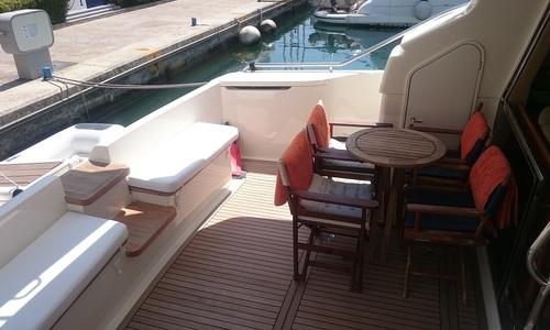 Image of Ferretti 480 for sale in Croatia for €249,000 (£213,065) Dubrovnik, (CRO), Croatia
