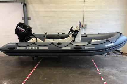 Brig Falcon 450HS Safety Boat (Ex-Display) for sale in United Kingdom for £14,995