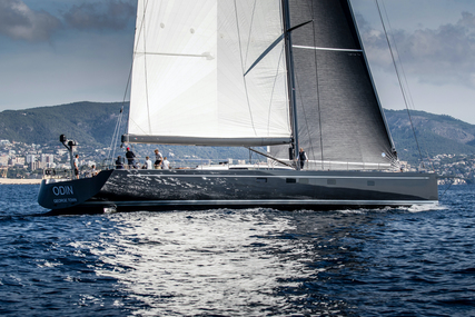 Nautor's Swan 115 for sale in Spain for $10,500,000 (£7,758,124)