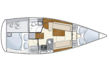 Hanse 325 for sale in United Kingdom for £59,995