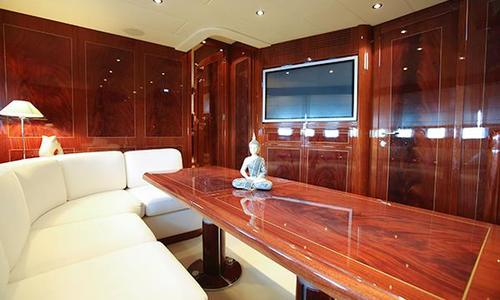Image of Mangusta 72 for sale in Spain for €749,000 (£644,811) Calvia, Spain