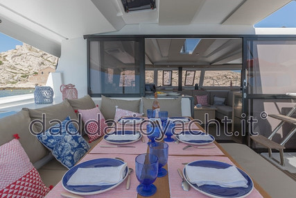 Fountaine Pajot Astrea 42 for sale in Italy for €436,000 (£385,906)