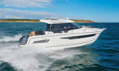 Image of Jeanneau Merry Fisher 895 for sale in Guernsey and Alderney for £99,950 St Sampson, Guernsey and Alderney