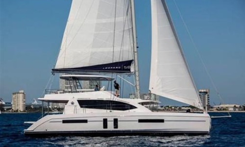 Image of Leopard 58 for sale in  for $440,000 (£321,901) Charlotte Amelie,
