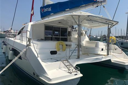 Leopard 44 for sale in Greece for €269,000 (£233,205)
