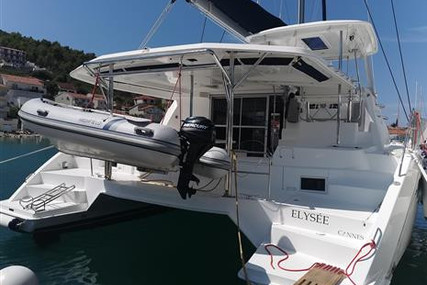 Leopard 48 for sale in Croatia for €419,000 (£370,859)