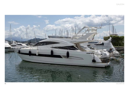 Galeon 640 for sale in Italy for €590,000 (£508,156)