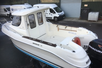 Quicksilver Sold Sold 640 Pilothouse for sale in United Kingdom for P.O.A.
