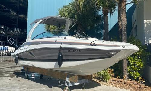Image of Crownline E 255 XS for sale in United States of America for $114,000 (£81,867) Sunny Isles Beach, FL, United States of America
