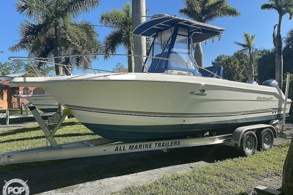 Wellcraft 250 Fisherman - Tournament Edition for sale in United States of America for $53,800 (£38,571)
