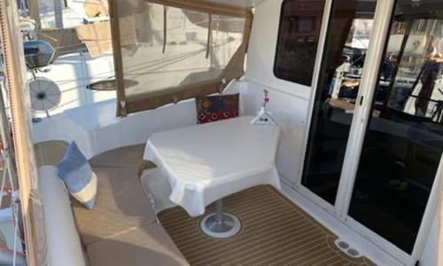 Image of Fountaine Pajot Mahe 36 for sale in Turkey for £168,000 Antalya, Turkey