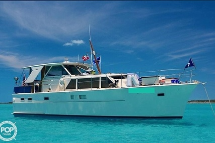 Hatteras 44 Tri-Cabin MY for sale in United States of America for $98,900 (£71,023)