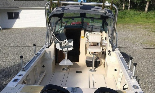 Image of Pursuit 2600 Tierra for sale in United States of America for $38,900 (£28,001) Anchorage, Alaska, United States of America