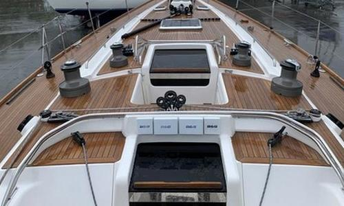 Image of Nautor's Swan SWAN 48 for sale in France for €395,000 (£338,992) Lorient, France