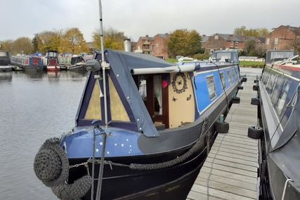 Liverpool Boats NOW SOLD Rainbows End 50ft Cruiser Stern for sale in United Kingdom for £35,995