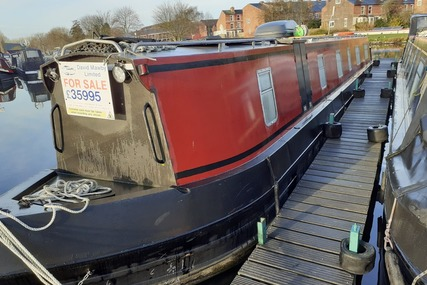 South West Durham Steelcraft NOW SOLD La Calaca 55ft Cruiser Stern for sale in United Kingdom for £35,995