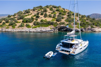 Lagoon 50 (5 cabs) Skippered for charter in Greece from €6,330 / week