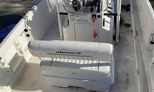 Image of Bayliner Element 18 CC for sale in United States of America for $32,800 (£23,515) Pleasanton, Texas, United States of America