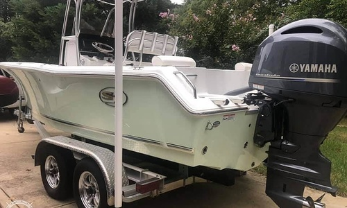 Image of Sea Hunt 210 triton for sale in United States of America for $52,400 (£37,894) Mechanicsville, Virginia, United States of America