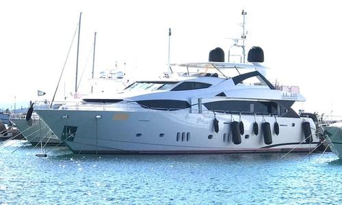 Image of Sunseeker 34 for sale in Croatia for €4,500,000 (£3,793,883) Croatia