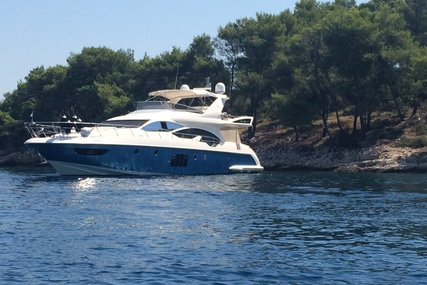 Azimut Yachts 70 for sale in Croatia for €880,000 (£777,571)